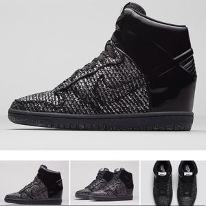 Nike SPECIAL EDITION Dunk Sky Hi Wedge Sneaker